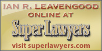 St. Petersburg attorney Ian R. Leavengood online at SuperLawyers.com